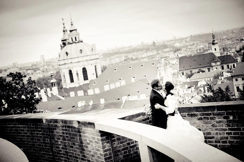 svatba Týnský Chrám Staroměstské Náměstí Praha